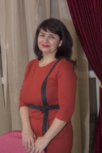 Захарова Оксана